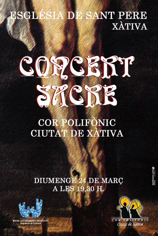 poster concert sacre