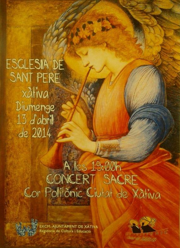 cartell concert sacre 2014