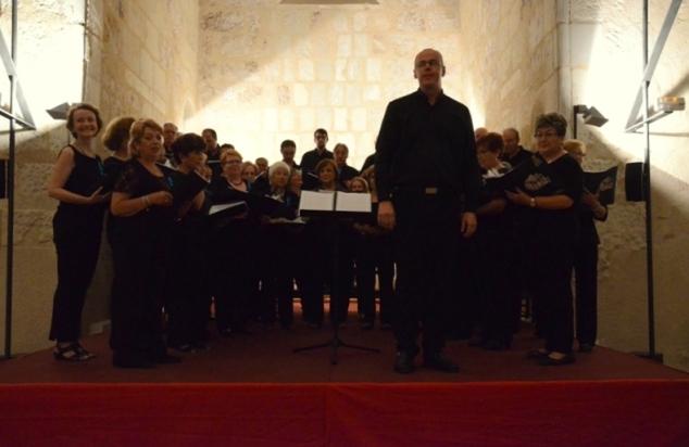 Coral Sociedad Unión Musical de Almansa Pedro Navarro Ruano, director