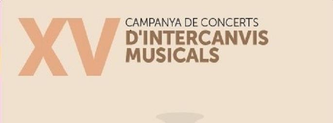 Concerts d'intercanvis musicals 2018